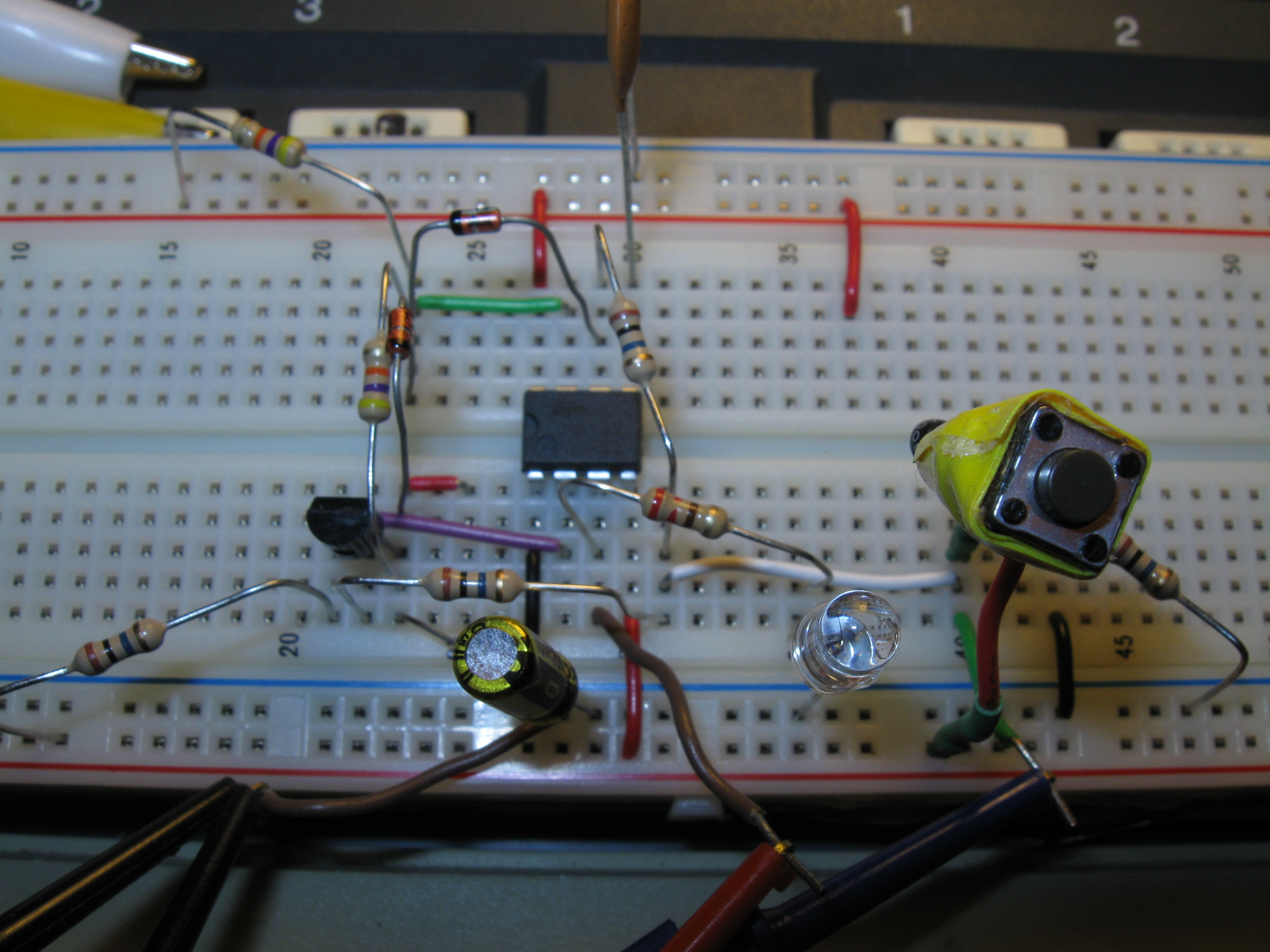 5 By 555 Jonathan Thomsons Web Journal Here Is My Main Circuits Stub At Schematics Blog Divide N